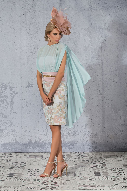 Vestido Isabel campos colección 2017 disponible en tienda | vestidos ...