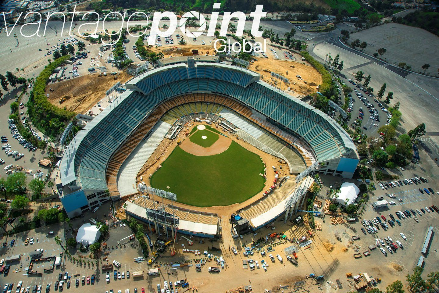 Vantage Point Globals Aerial Photography Images Can Be Accessed By - Aerial mapping software