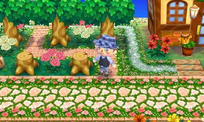New Leaf Qr Paths Only Part 1 Part 2 Source どうぶつの森