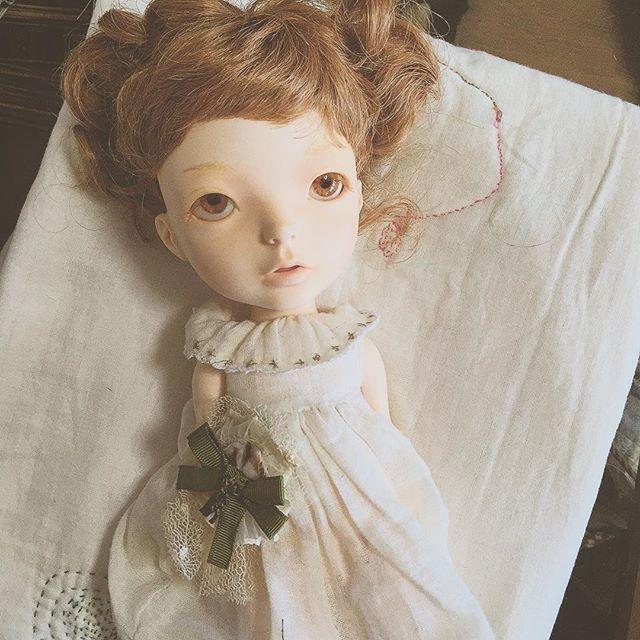 My Dolling  さんの子。久々にメイク直しするぞ。