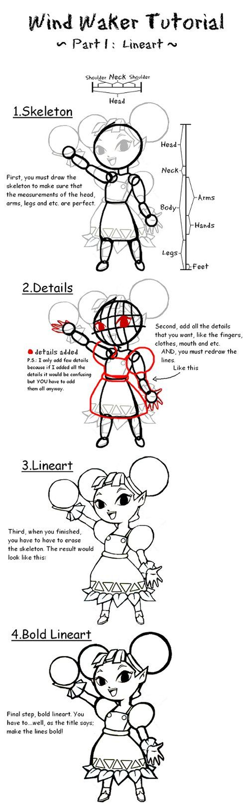 WW Tutorial - Part1 by Jokersita on deviantART