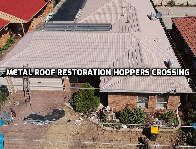 Oof Restoration Hoppers Crossing Roof Restoration Metal Roof Restoration
