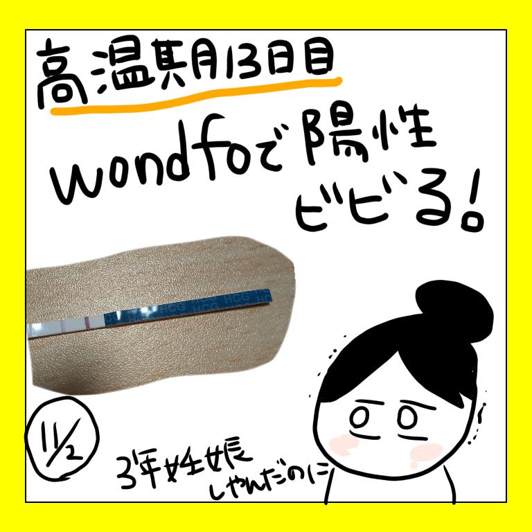 ブログ 高温期17日目