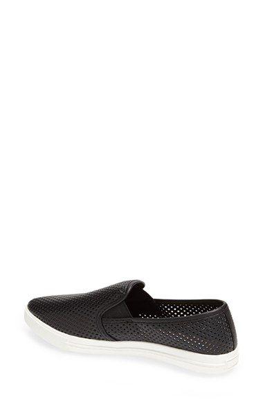 1b98fb82996 Steve Madden  Virggo  Perforated Slip-On Sneaker (Women)