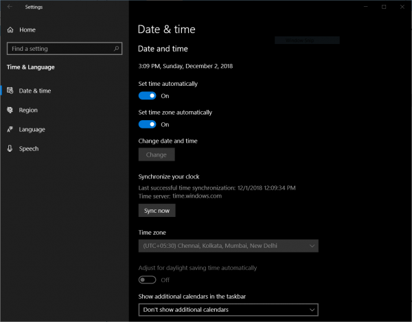 Error 0x80d06802 for Windows Update or Microsoft Store on