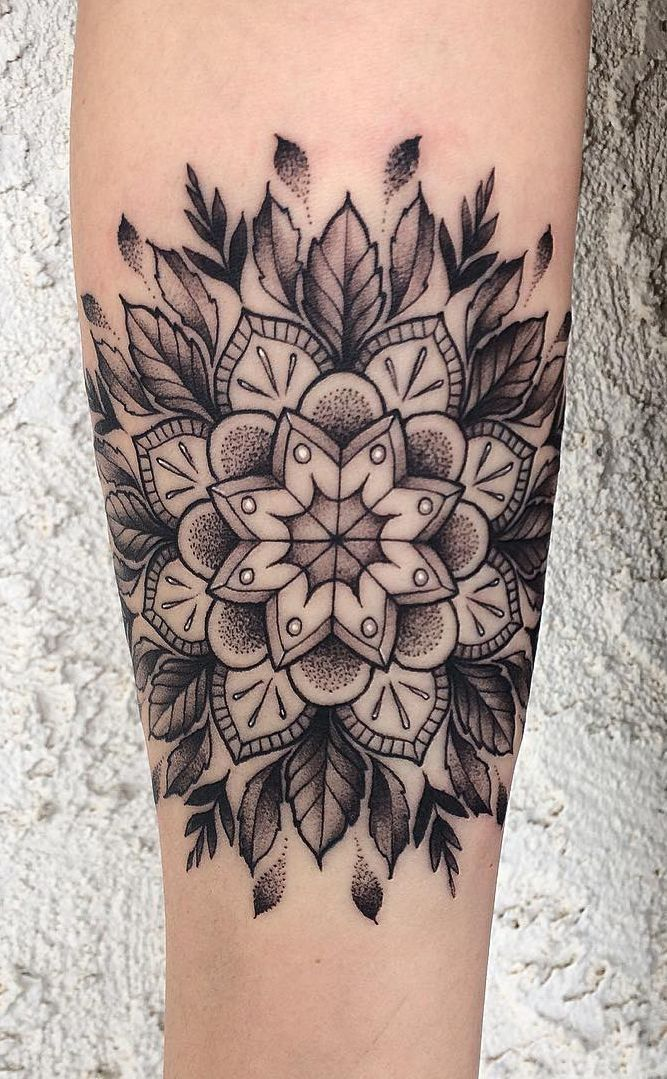 50 of the most beautiful mandala tattoo designs for body & soul – tattoo ideas -…