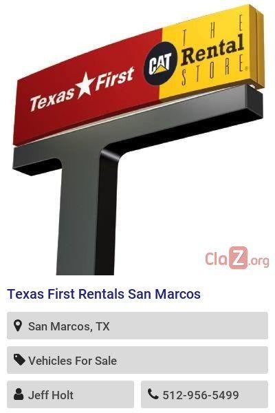 Texas First Rentals San Marcos Rental, Dallas, Texas