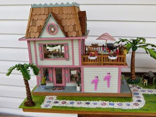 Modern Mini Houses: Real Good Toys Build-Along Project