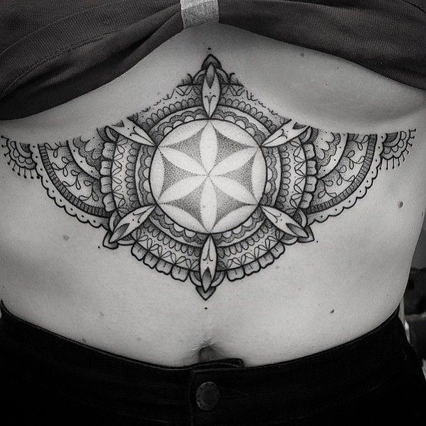 #sternumtattoo by @r.rebelo_tattooer /// #⃣#Equilattera #Miami #Mia #Venezuela #305 #Tattoo #Tattoos #Tat #Tatuaje #tattooed #Tattooartist #Tattooart #tattoolife #tattooflash #tattoodesign #tattooist #tattooer #tatted #tatt #instatattoo #ink  #art #linework #dotwork #blackwork #blackink #mandala #underboobs #geometrictattoo . Posted by @WazLottus