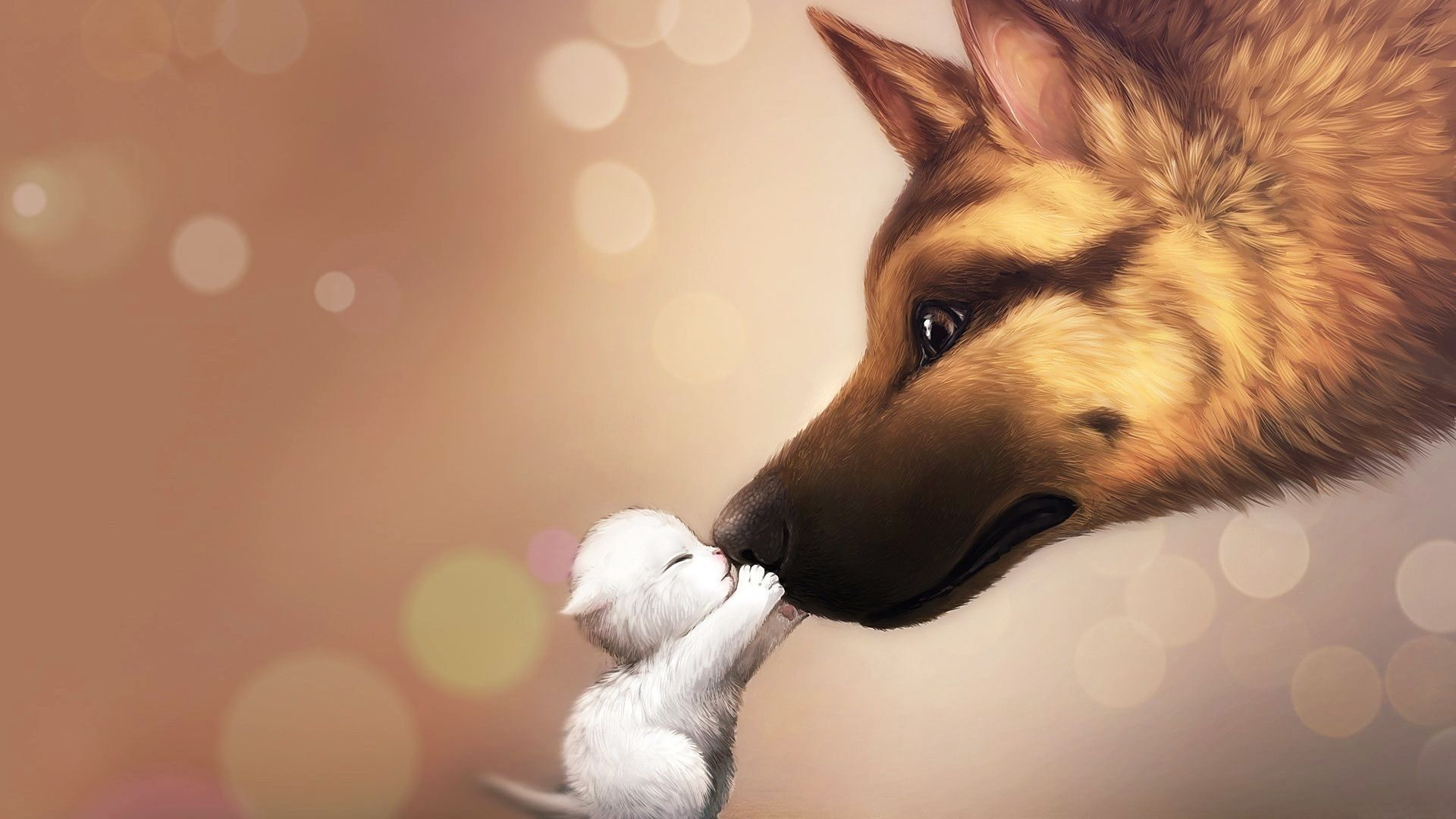 Animated Animals Wallpapers For Desktop 14 G Beautiful Animals Cute Animals Cute Animal Backgrounds Desktop Ba Cute Animals Animated Animals Cute Cats And Dogs
