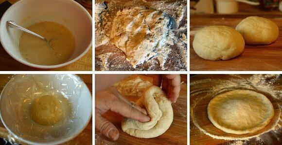 Geniet van zelfgebakken taart, brood en pizza: algemene werkwijze om uw eigen gistdeeg te maken. De basis voor brood, pizza en taart is hetzelfde...