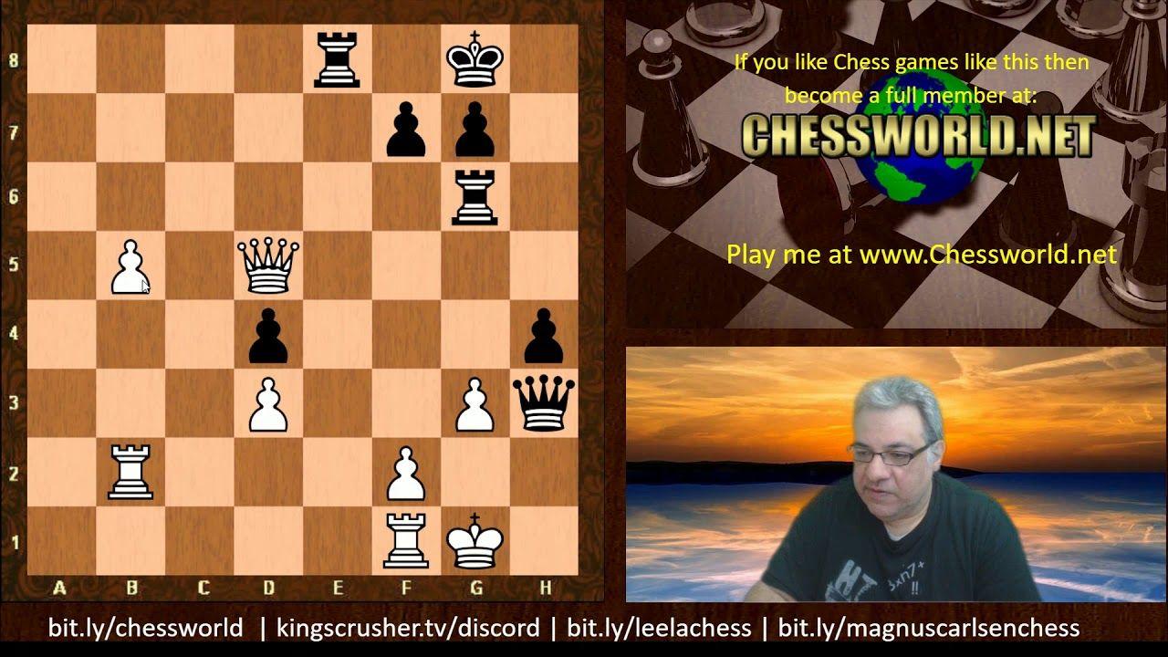 Amazing Chess Game Ian Nepomniachtchi Vs Ding Liren World