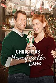 Christmas on Honeysuckle Lane (2018) in 2020 | Hallmark movies, Hallmark christmas movies ...