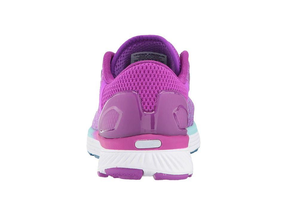 3b34b372ce Under Armour Kids UA GGS Charged Bandit 3 (Big Kid) Girls Shoes ...