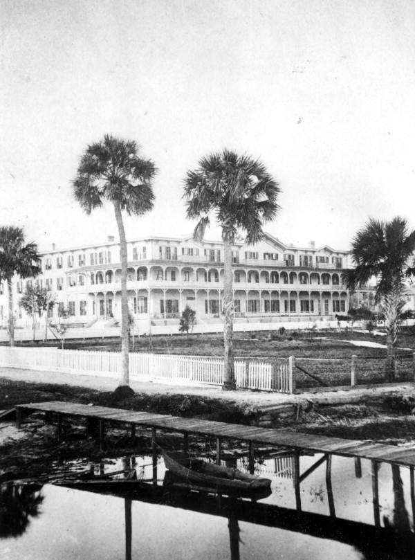 Was The Ormond Beach Hotel Torn Down