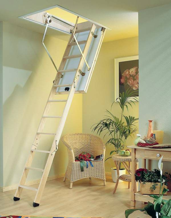 Tavanske stepenice
