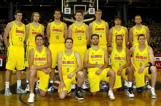 The Australia Boomers is among the favorites to win the ...