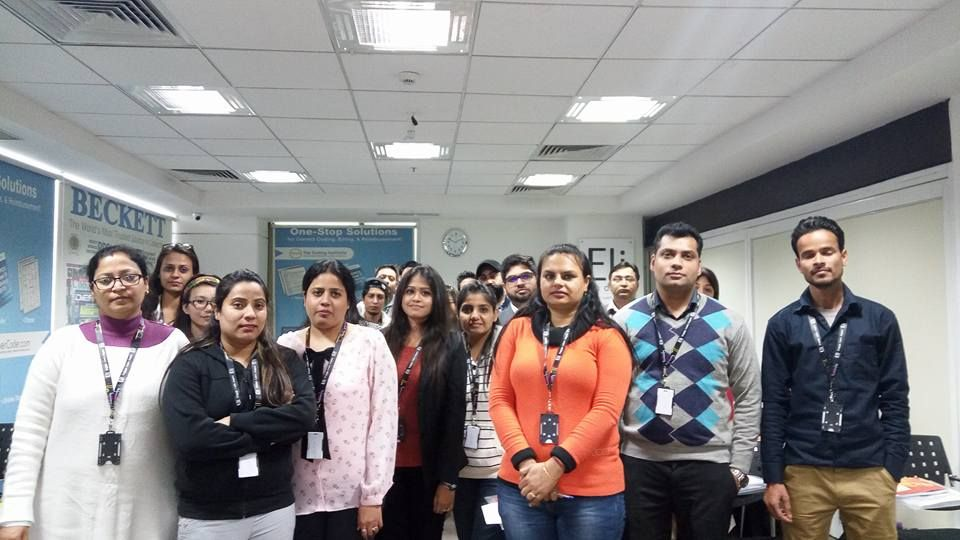 NewJ oinees at Eli India, welcome to the family.