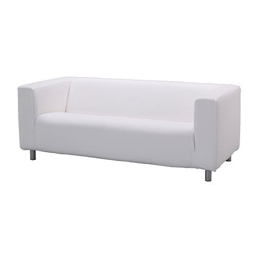 KLIPPAN Cover Two Seat Sofa IKEA Easy To Keep Clean; Removable, Machine  Washable Cover.