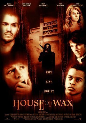 House Of Wax Movie Poster Standup 4inx6in