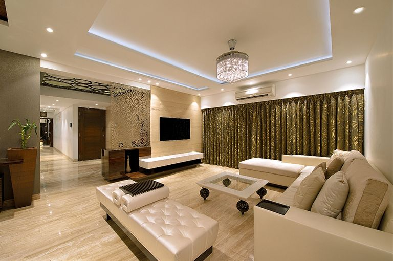 Interior Design Of An Apartment At Khar Mumbai With Images