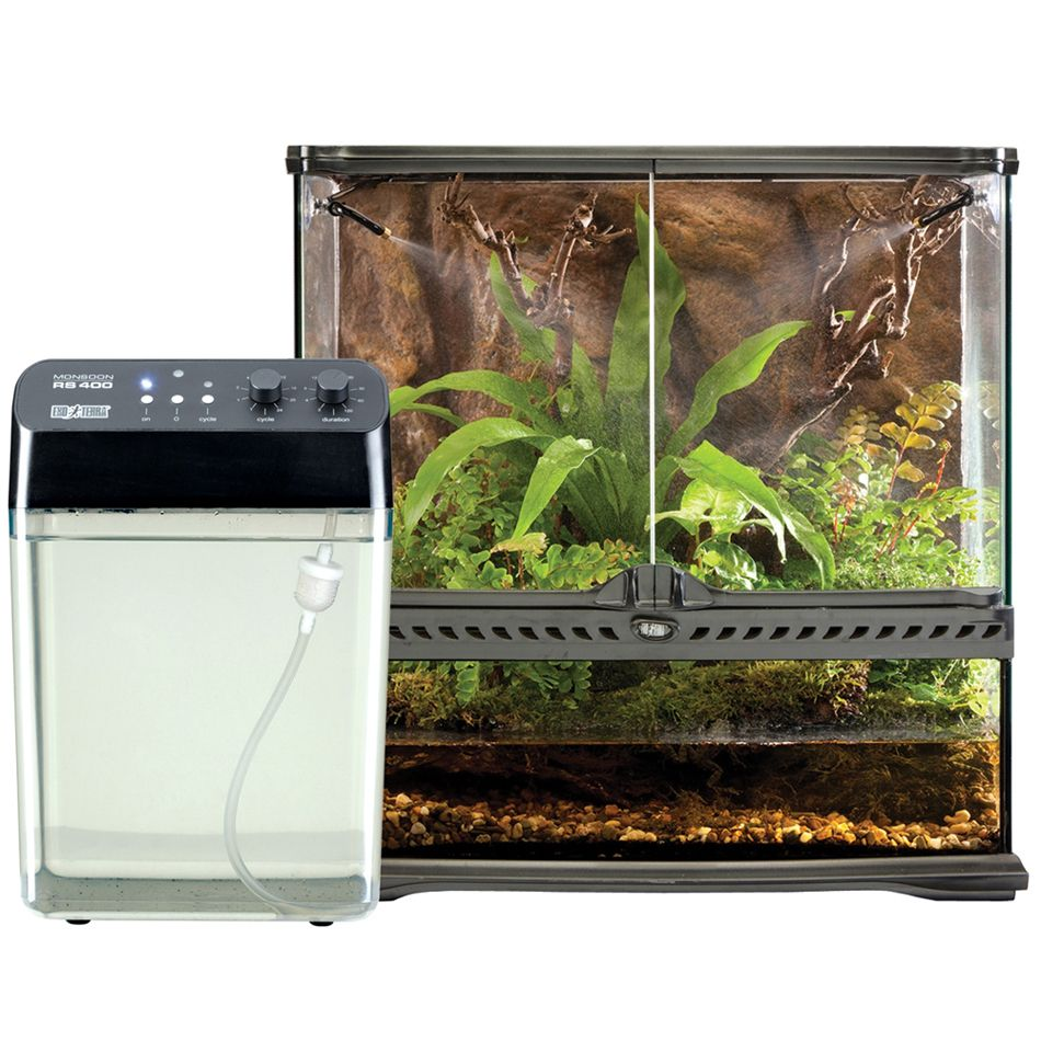 diy misting system for reptiles