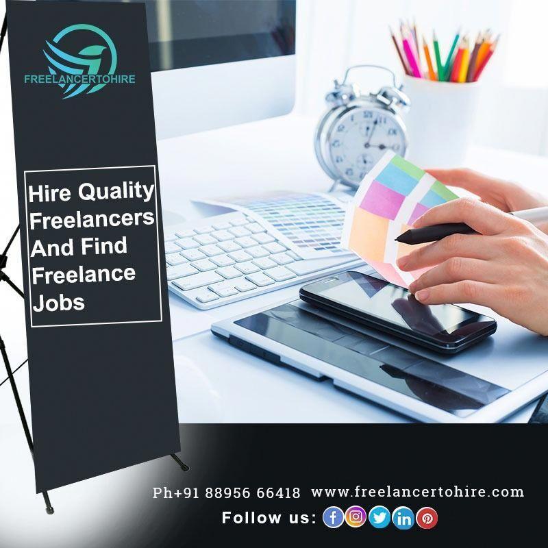 Freelancertohire Is Connecting Freelancers With The Employee And Employee With The Freelancers It Freelancing Jobs Freelance Writing Online Data Entry Jobs