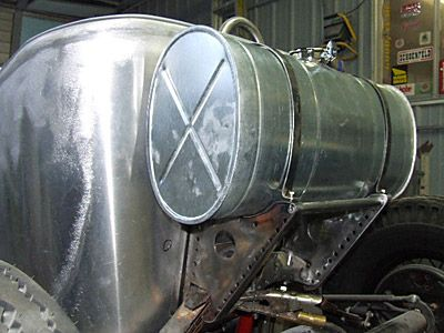 Clean Hot Rod Gas Tank Sheet Metal Fabrication Metal Shaping