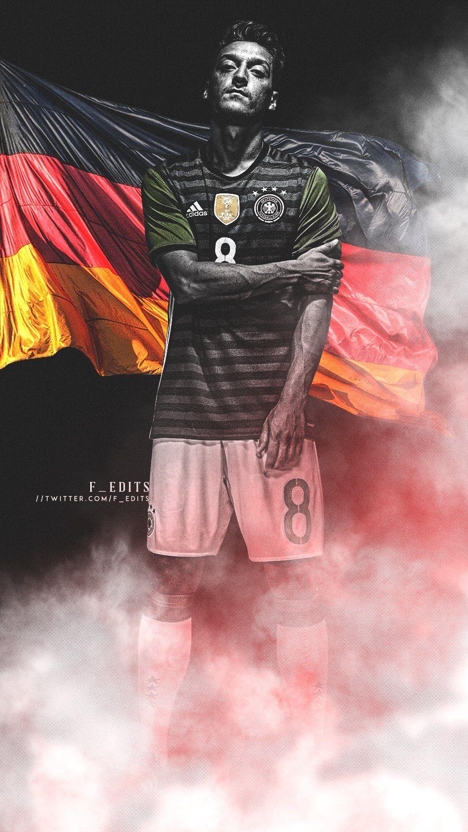 F Edits Ronaldo Football Germany National Football Team Football Wallpaper
