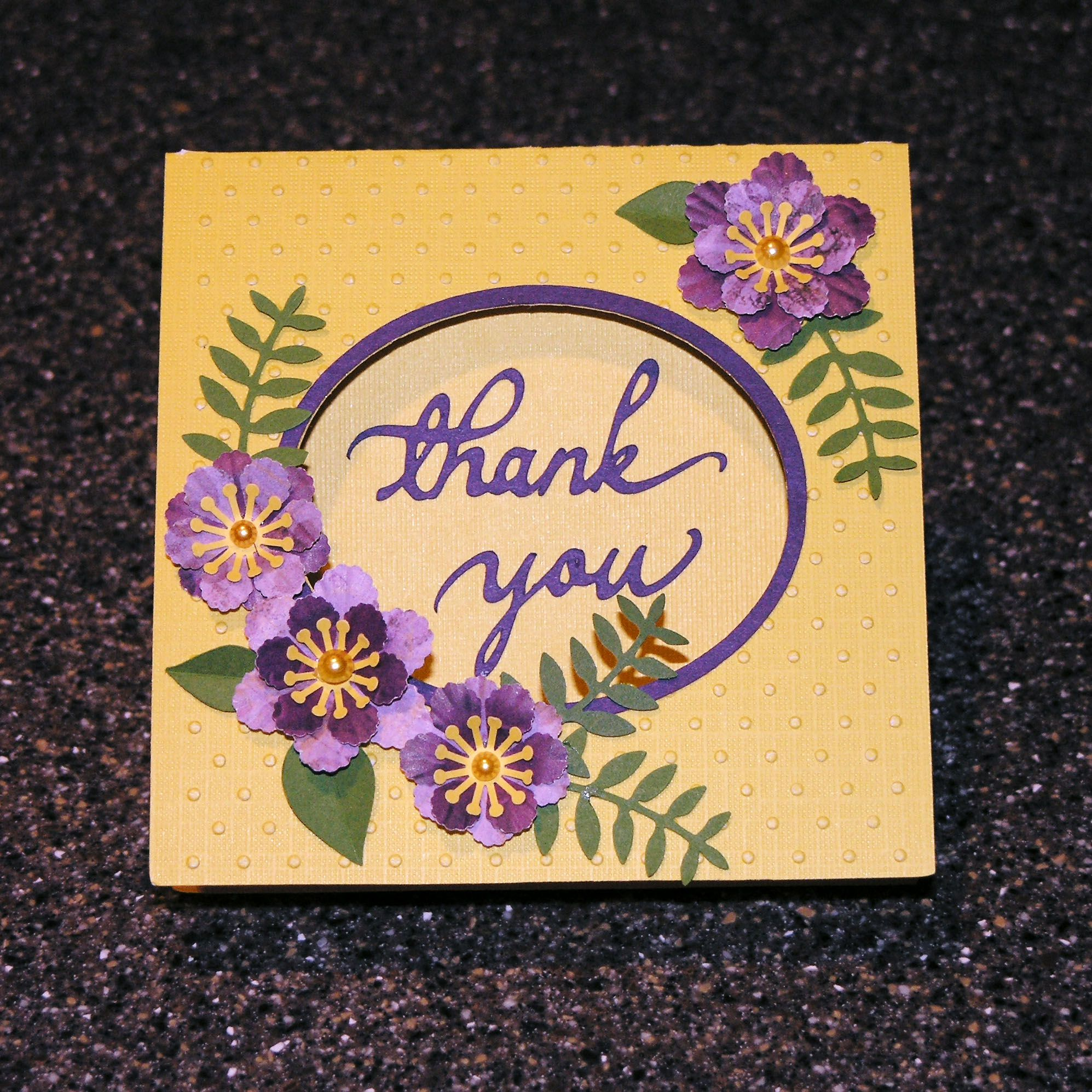 thank you card  oops   didn u0026 39 t leave much room for a