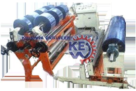 Matt Film Slitter Rewinder Machine Manufacturer India All Our Flexible Packaging Film Slitting Rewinding Machines Are On Boa Machine Packaging Flexibility