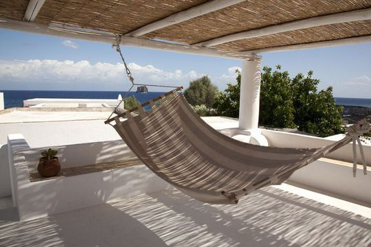 Pas de terrasse sans hamac !