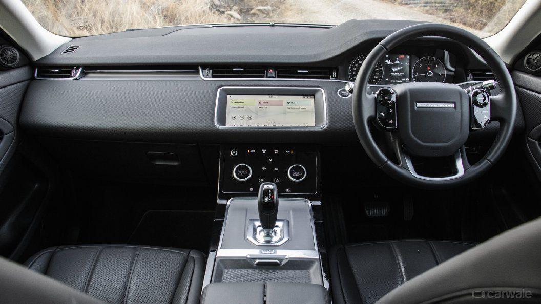 Land Rover Range Rover Evoque Dashboard in 2020 Range