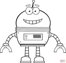 Resultado De Imagen Para Dibujos De Robots Para Colorear Dibujos