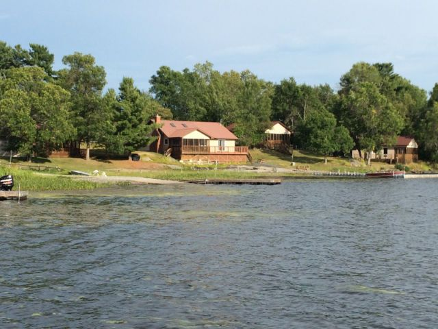 Cottage rentals 4 beautiful cottages on LaCloche Lake for rent