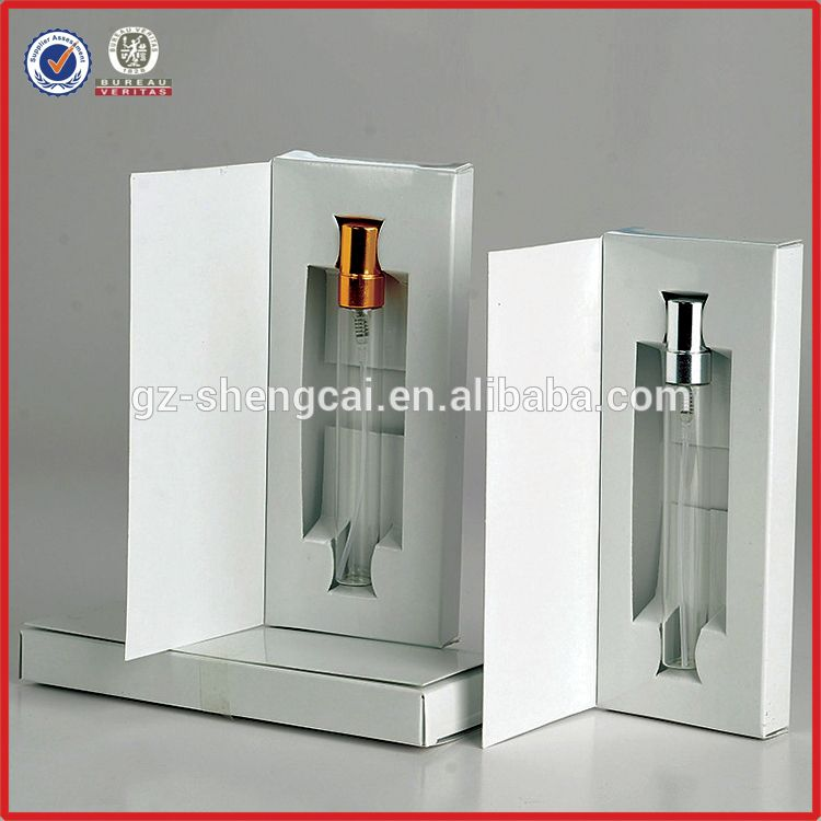 5ml 10ml Perfume Spray Bottle Perfume Paper Packaging Box Perfume Spray Perfume Spray Bottle