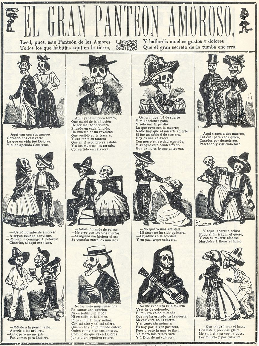 A page from the Redstone Press book on Jose Guadalupe Posada   Art ...