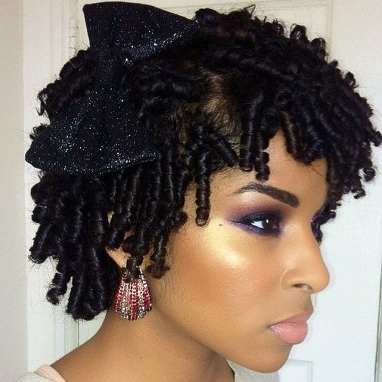Hairstyles For Dry Stretched Natural Hair