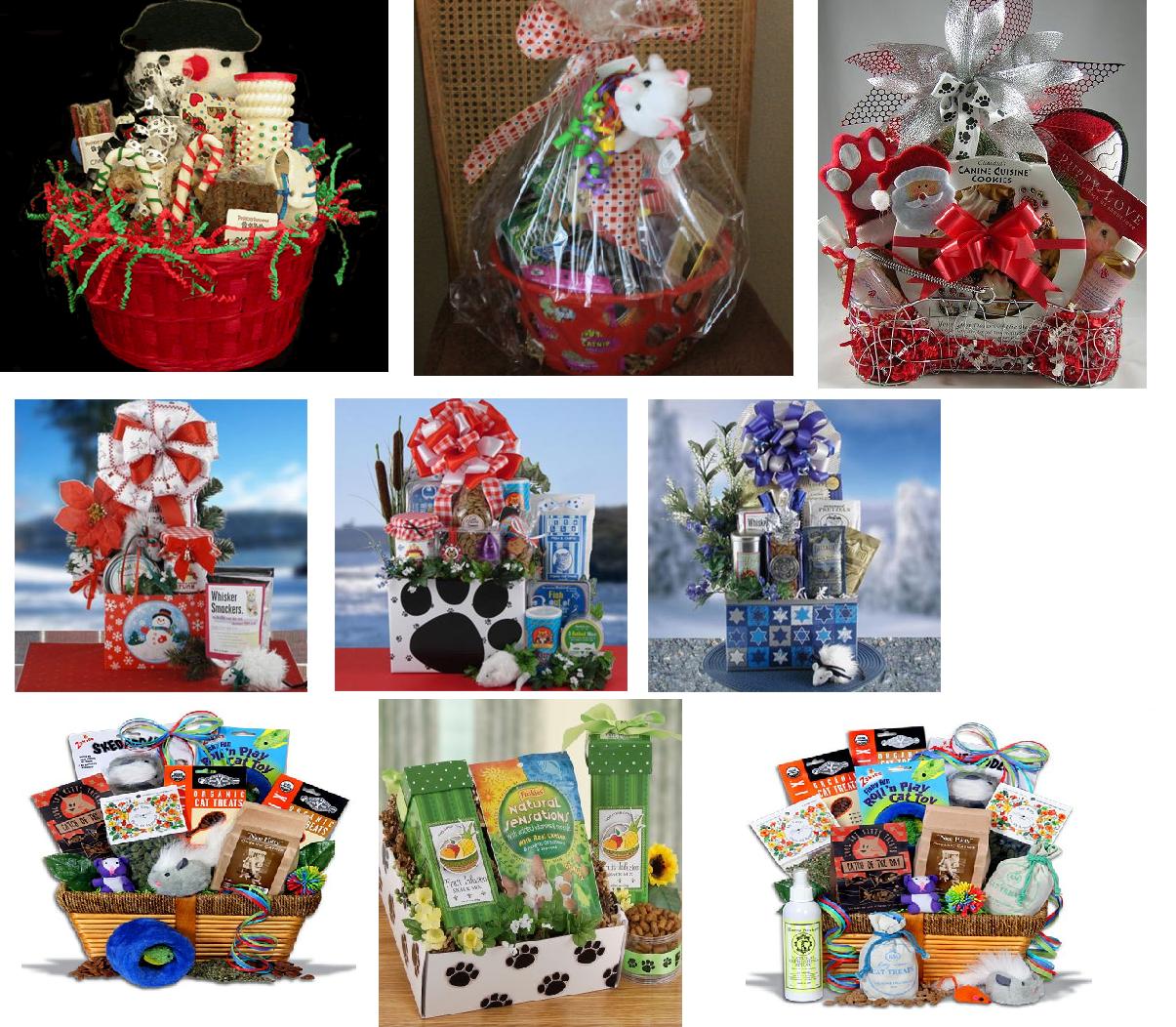 diy amazing Christmas gift basket ideas | ... Martha Stewart has some amazing DIY cat toy projects. Martha's Ideas