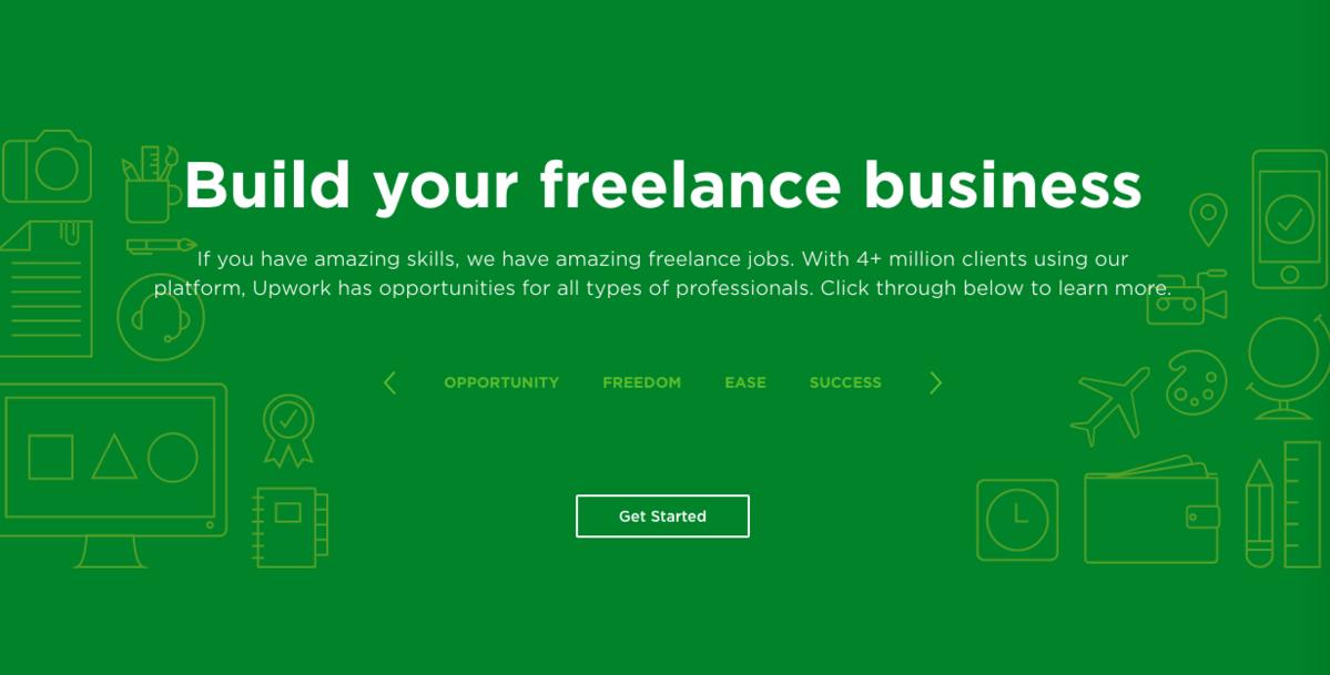 UpWork - For Freelancers to get work http://lnk.al/3a7L via @Upwork #freelancejobs #designjob #designresources #freestack