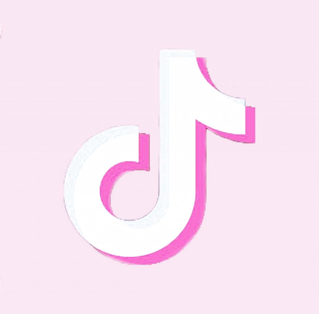 Tiktok Logo Aesthetic In 2020 Pink Instagram Cute App Pink Wallpaper Iphone