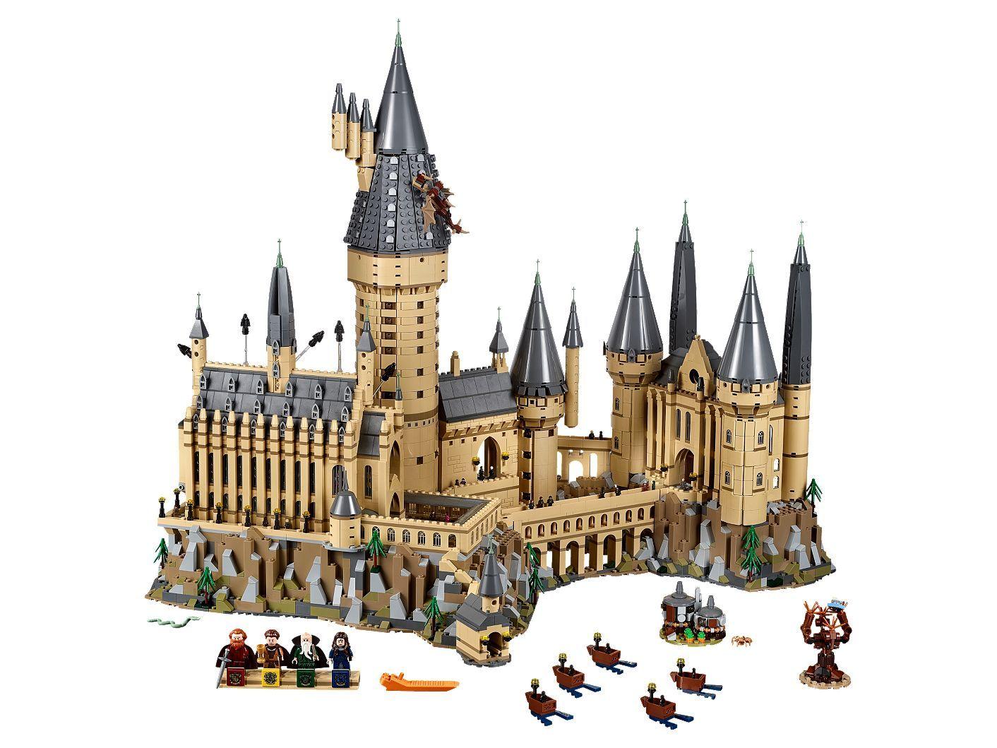 Castello Di Cartone Art Attack : Castello di hogwarts™ 71043 harry potter wishlist pinterest