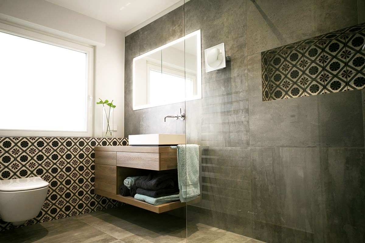 Badezimmer Wandarmatur Waschtisch Aufsatzwaschbecken