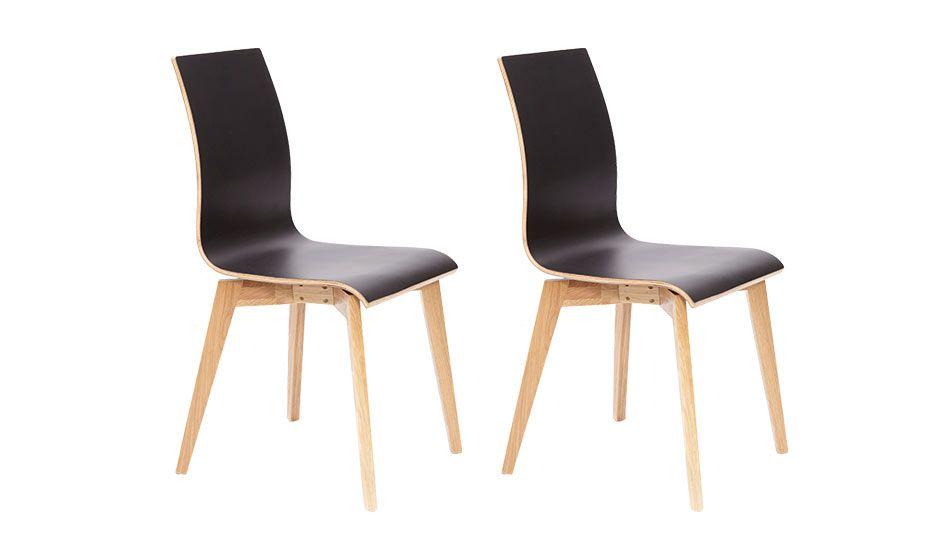 Wundervoll MONOQI | 2er Set Alrek Stühle
