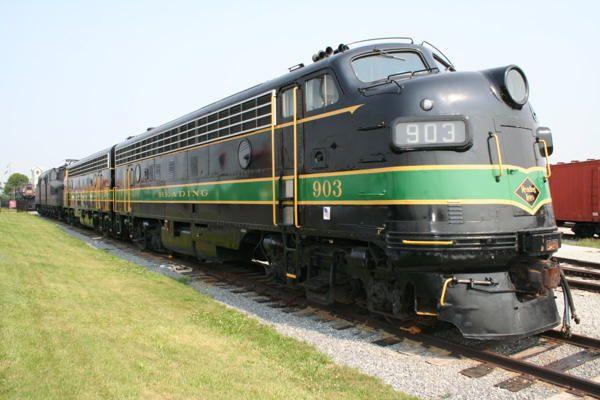 Trains w/ Michael