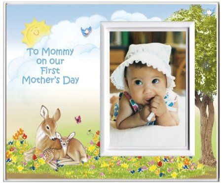 Amazon.com: To Mommy on Our First Mother\'s Day (Fawn) - Picture ...