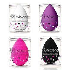 Blender Cosmetic Puff Egg Makeup Blender BB Cream Sponge Foundation Powder Blush