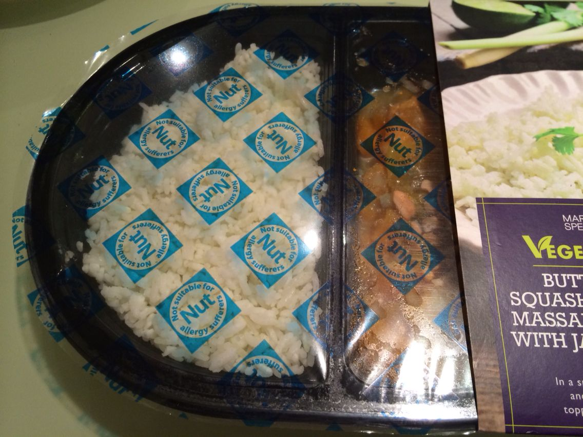 New allergy packaging making customers aware Food