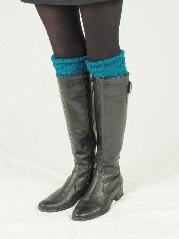 Boot Socks Buy 2 get 1 FREE Legwarms Knee by sugarbshop on Etsy