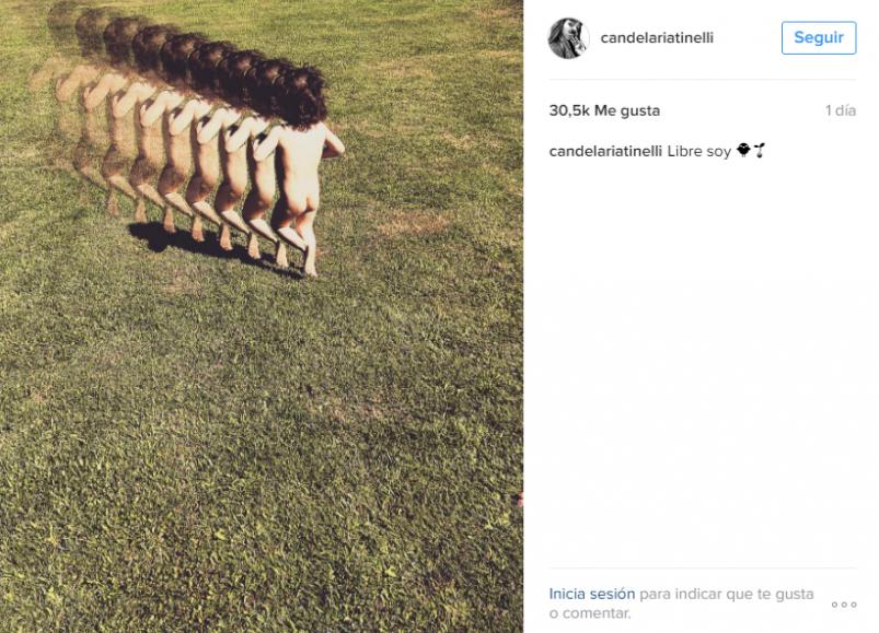La furia de Guillermina Valdés por una foto que terminó borrando | ElDoce.tv